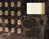 Mocha Dazzle Lamp