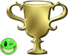 ~MDB~ SHINY GOLD TROPHY