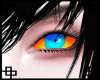 Strange Alien Eyes