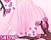 Ruffle Shorts Pink