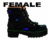 PaintBall Boots 1 Female