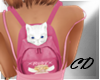 CD Cat  Backpack Ruby