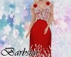 Lu*red gala dress Sexy