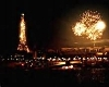 Paris Fireworks