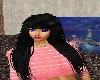Ria Black Hair
