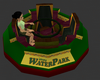 Pool Park Raft Vehicle