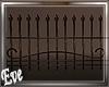 c Goth  Metalic Fence
