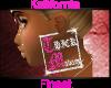 $KF$ thick madam earring