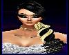{ZB}Layisha Black/Gold