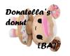 [BA] tokidoi donut ear