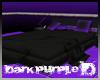 [Dav]Dark purple bed