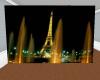 Paris Night wall