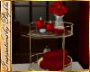 I~Rouge Bath Side Table