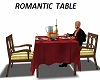 Romantic Table Animated