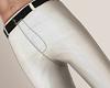 $ White Pants