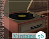Vintage 56 record player