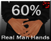 real man small hands 60%