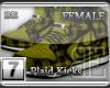 [BE] YellowPlaid|Kicks F