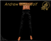 MW Mens Leather Pants