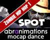 Zombie Hip Hop 1 Spot