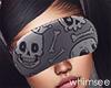 Halloween Mask Sleep