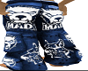 Pants MAD blue