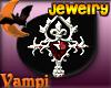 (VMP)Goth -l- Earrings!