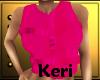[K]Hot Pink Life Vest