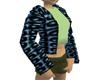 Rubber Shortie Jacket