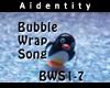 Bubble Wrap Song