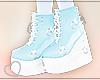 Kawaii Blue Shoes