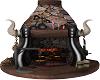 amm: CI kitchen stove