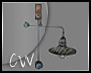 .CW.Industrial-LampsWall