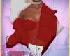 Corset + Jacket Red