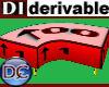 DI Club Sectional Tbl CR