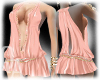 ^QA^ Rose Sexy Dress