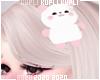 $K Bear Hair Clip