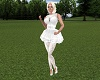 White Balerina Outfit