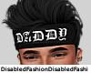 $ black daddy bandana