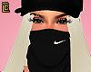 mask NK black