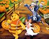 Halloween Pooh & Friends