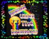 under the rainbow logo