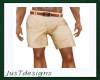JT Khaki Shorts