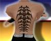 G1 Spine Bat Tattoo