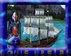 velero galeon Esmeralda