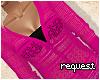 *CW Sweater !Pink Req.