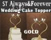ST Always Forever Cake