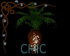 CHIC Fern Potted Plant