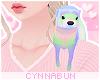 🌠Ferret Friend Pastel