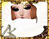 LK* SCARF: Winter White